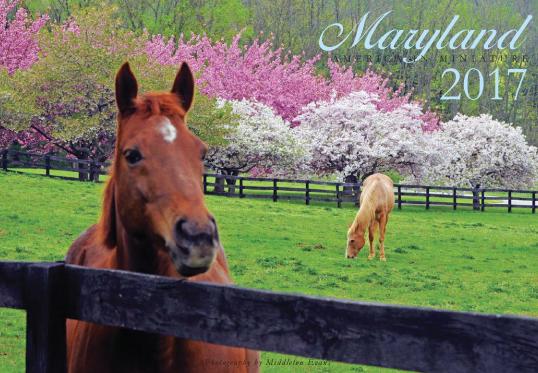 Maryland Calendar 2017
