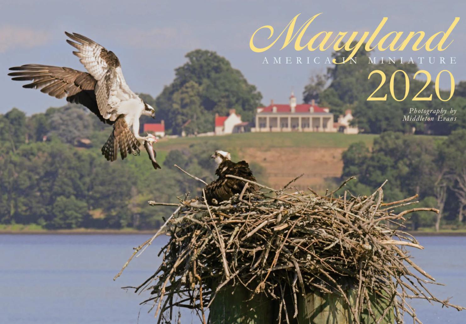 Maryland Calendar 2020