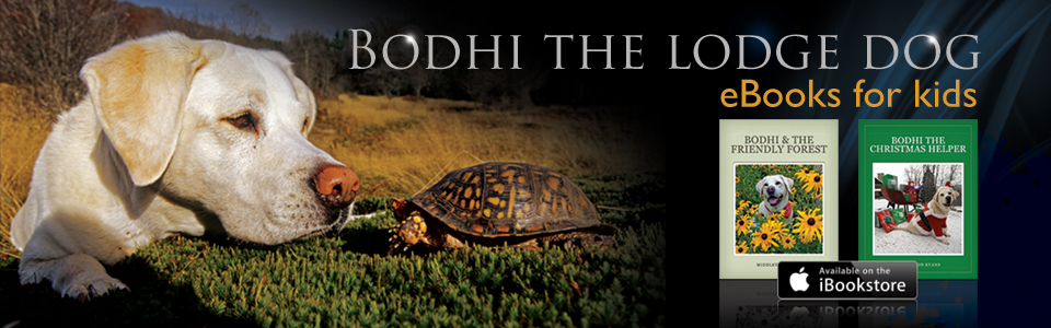Bodhi the Lodge Dog on iTunes