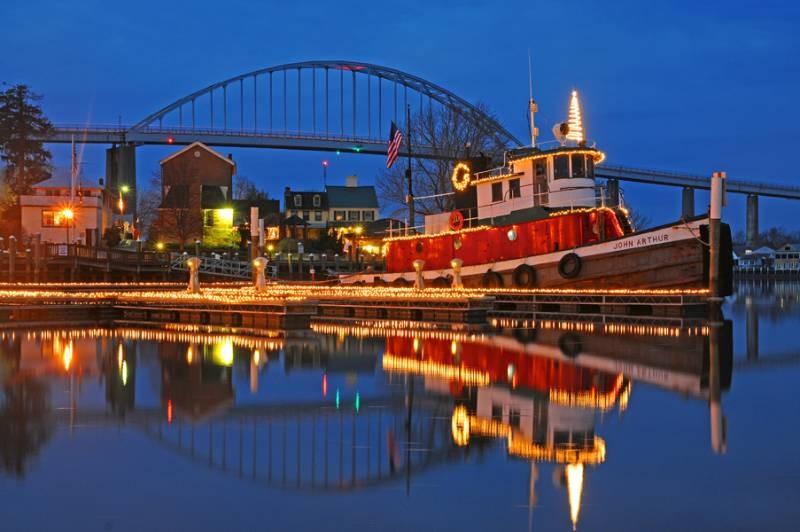 Chesapeake Postcard