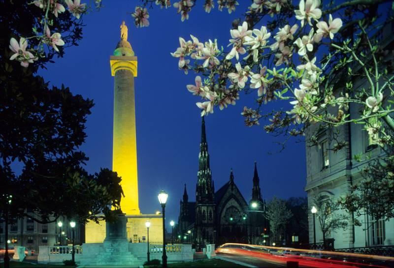 Monumental Beauty