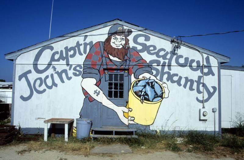 Seaman's Shanty