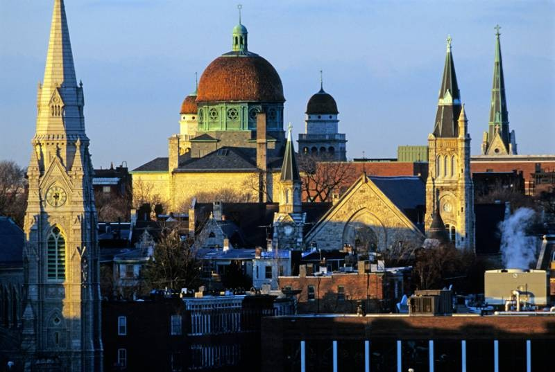 Old World Baltimore